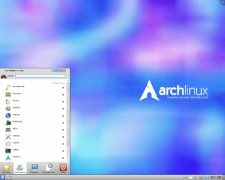 Arch Linux 2015.08.01 ����
